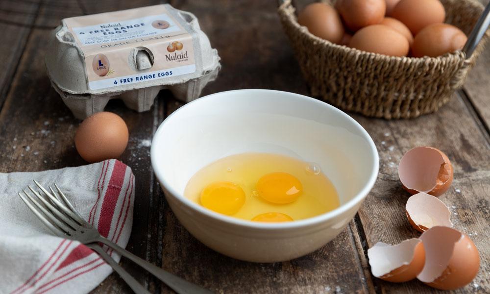 Nulaid Free Range Eggs