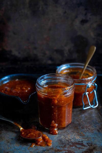 homemade monkey gland sauce