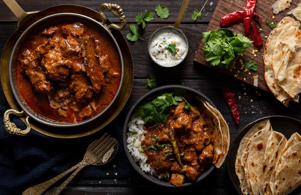 Pork Vindaloo Curry