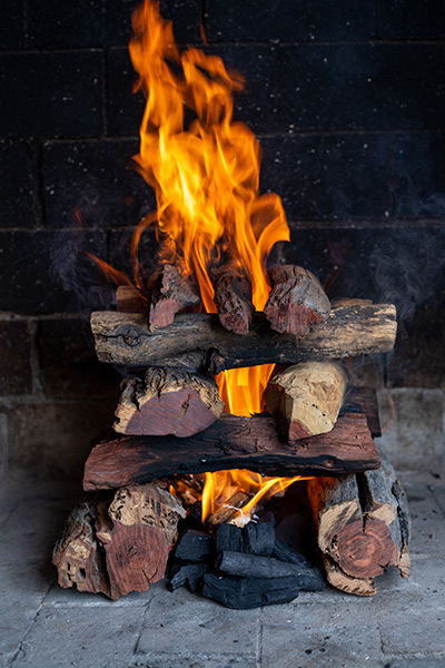 how to build a great fire